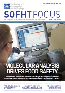 Softh Focus Issue 89. April 2019