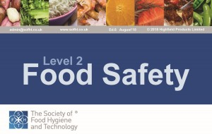 Sofht Food Safety Level 2 Training The Society Of Food