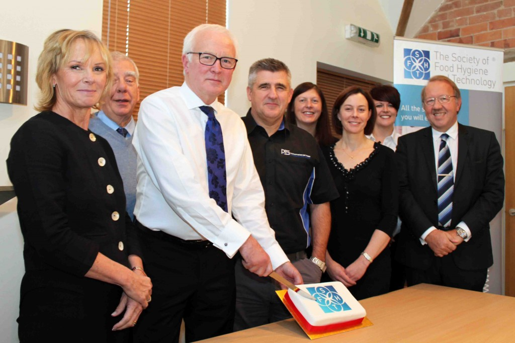 SOFHT Board Celebrates 35 Years