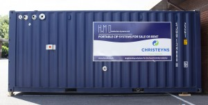 CFH - CIP Container
