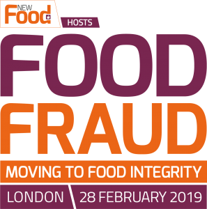 Food Fraud 19 Logo